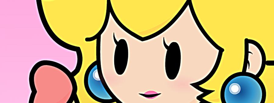 Princess Peach Super Handjob